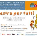 Orchestra per tutti: Laboratorio orchestrale
