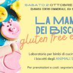 Lab. cucina Bimbi (gluten free): biscotti ANIMALI SELVAGGI