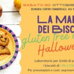 Lab. cucina Bimbi (gluten free): biscotti di HALLOWEEN